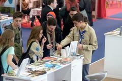 Romanian Tourism Fair 2017 Stock Photo