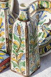 Romanian traditional ceramic Royalty Free Stock Image