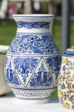 Romanian traditional ceramic Royalty Free Stock Images