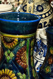 Romanian traditional ceramics 14 Royalty Free Stock Photo