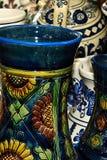 Romanian traditional ceramics 14 Royalty Free Stock Photo