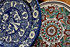 Romanian traditional ceramics 16 Royalty Free Stock Images