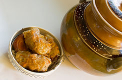 Romanian traditional cuisine Royalty Free Stock Photo