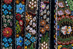 Romanian traditional design Royalty Free Stock Images