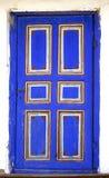 Romanian traditional door - RAW format stock image