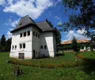 Romanian traditional house Royalty Free Stock Photos