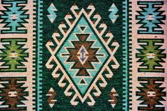 Romanian traditional rug Royalty Free Stock Photos