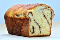 Romanian traditional sponge cake. Closeup Royalty Free Stock Photo