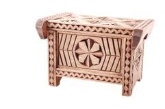 romanian traditionellt för kista Arkivbild