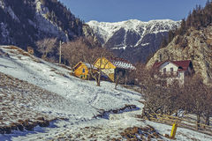 Romanian trip destinations Stock Photos