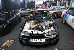 Romanian Tuning Show 2011 Stock Photography