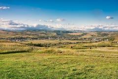 Romanian village royalty free stock photos