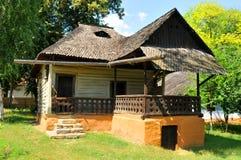 Romanian village Royalty Free Stock Photography