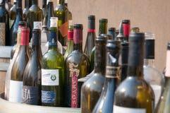 Romanian wines Royalty Free Stock Photos