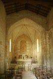 Romanic chapel - Crazannes - France Stock Photography