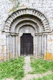 Romanic Church Royalty Free Stock Photos