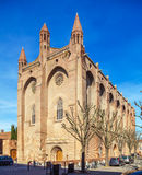 Romanic Church Saint Sernin, Toulouse Stock Photography