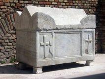 Romanic funeral ara Royalty Free Stock Photos