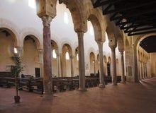 Romanic kerk Stock Afbeeldingen