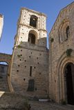 Romanic kerk Royalty-vrije Stock Afbeelding