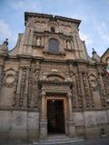Romanic kościół w Nardo', Włochy Fotografia Royalty Free
