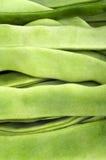 Romano Beans Stock Image