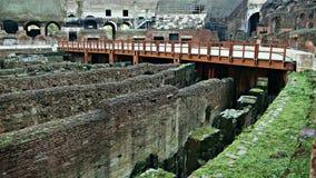 Romano de Colosseum Imagens de Stock
