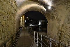 Romano de Debajo del puente Fotos de archivo