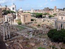 Romano de Foro Imagen de archivo