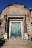 Romano de Foro em Roma/Italy Fotografia de Stock