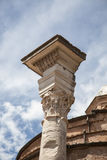 Romano de Foro en Roma, Italia Imagen de archivo