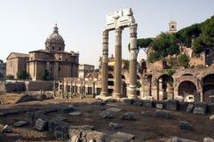 Romano di Foro, Roma Immagini Stock