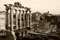 romano foro στοκ εικόνες