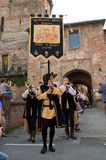 Romano Medievale 2014 Στοκ Εικόνες
