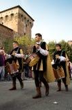 Romano Medievale 2014 Fotografia Stock Libera da Diritti