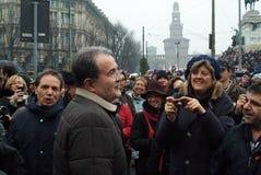 Romano prodi Lizenzfreie Stockfotos