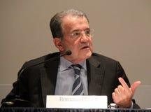 Romano Prodi stockfotografie