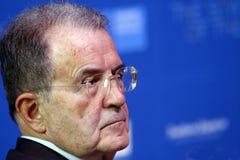 Romano Prodi Fotografia Stock Libera da Diritti