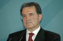 Romano Prodi Stock Image