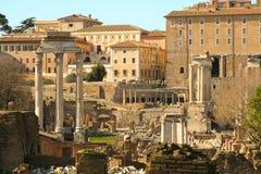 Roman Forum royalty-vrije stock afbeeldingen