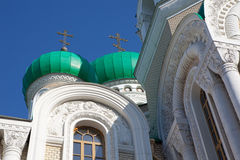 Romanov's Church in Vilnius Royalty Free Stock Image