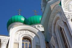Romanov's Church in Vilnius Royalty Free Stock Image