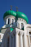 Romanov's Church in Vilnius Stock Photos