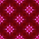 romans wschodnia czerwona tapeta Fotografia Royalty Free