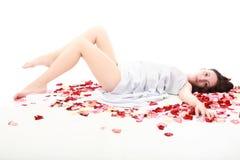 romansk brunnsort Fotografering för Bildbyråer