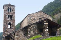 Romansk kyrka Royaltyfri Foto
