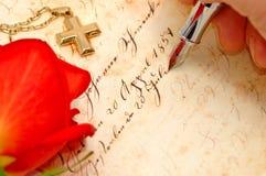 romansk tappning för begrepp Royaltyfri Bild