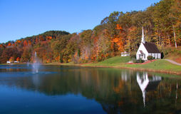 Romanska West Virginia Fotografering för Bildbyråer