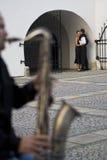 romanskt fundersamt Royaltyfria Foton