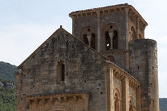 Romanskt kapell royaltyfri bild